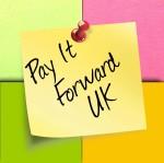 Pay It Forward UK – Sticky Note Scheme